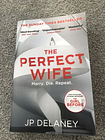 The Perfect Wife by JP Delaney (2020, Paperback)