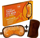 Hot and Cold Gel Bead Therapy Eye Mask for Puffy Eyes -> Sleep Sleeping Mask
