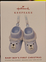 Hallmark 2019 baby boy's first christmas