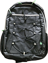 "HP 39.62cm (15.6"") Active Backpack Black/Mint Green BAG Laptop Notebook NWOT"