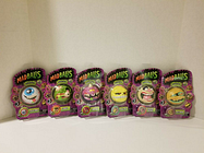MADBALLS 2016 American Greetings Collection 1 complete set of 6 Brand New