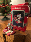 """ENESCO """"Wrappin Up Warm Wishes"""" #2 Merry Christmas Dad Series Ornament~Boxed!"""