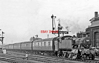 Photo  gwr 51xx no 5105 1957 at gloucester tramway junction 12.35 gloucester - c