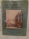 The English Inn Past and Present 1926 1st Ed in RARE Dust Jacket Illustrated