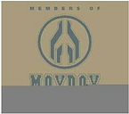 Members Of Mayday - Members Of Mayday - Anthems - Members Of Mayday CD EFVG The