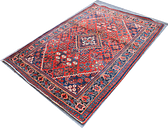 Mat Eastern/Knotted by hand / Materials Wool and Cotton/Carpets Persian