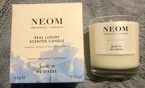 NEOM Organics London Real Luxury Scented Candle Scent to De Stress 6.52oz NIB