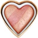 I Heart Revolution Blushing Hearts Blush Shade Peachy Keen Heart 10 g