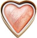 I Heart Revolution Blushing Hearts Blush Shade Peachy Pink Kisses 10 g