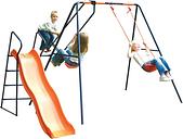 Hedstrom Saturn: Swing, Glider, Slide