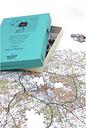 Personalised Landranger Map Jigsaw Puzzles