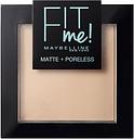 FIT ME MATTE+PORELESS powder #115-ivory