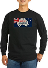 Made in Adelaide Bc, Australia Long Sleeve T-Shirt