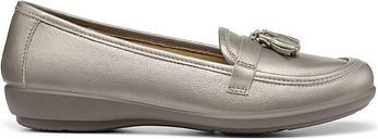 Alice Shoes - Dark Tan - Wide Fit - 42