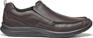 Boost Shoes - Dark Brown - Standard Fit - 47