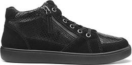 Rapid Shoes - Black Multi - Standard Fit - 43