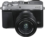 Kit Fotocamera X-E3 +15-45mm F3.5-5.6 Ois Pz Argento