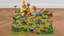 Dinosaur Play Mat Set