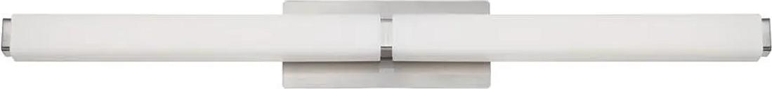 Modern Forms Vogue  Bathroom Vanity Light in Brushed Nickel