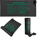 Heating Mats Durable Seedling Heat Mat Plant Seed Germination Propagation Clone Starter Pad Warm Hydroponic Heating Pad 52X24cm