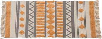 Morocco Cotton Hand Woven Carpet Tufted Tassels Floor Mat Bedroom Tapestry Decorative Blanket Tea Living Room Carpet Area Rug