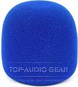 Replacement Windshield Foam Mic Windproof Screen For Razer Seiren MIni Windscreen Microphone Sponge Anti Pop Filter Shield