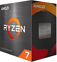AMD Ryzen 7 5800X Unlocked Desktop Processor (100-100000063WOF)