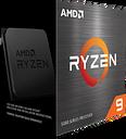 AMD Ryzen 9 5900X 4th Gen Desktop Processor (100-100000061WOF)