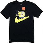 Nike Kyrie x Spongebob Dri-Fit Tee (Kids Sizing) Black