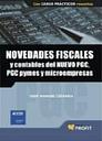 Novedades Fiscales Y Contables Del Nuevo Pgc Pgc Pymes Y Microempresas