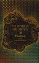 Memorias De Idhun Iii: Panteon