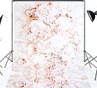 3x5ft Rose Fleurs Photographie Arrière-plans Vinyle Studio Photo Décors