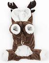 Winter Warm Animal Pet Dog Cat Costume Puppy Soft Warm Coat for Autumn Winter