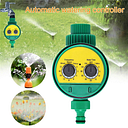 Automatic Smart Irrigation Controller LCD Display Knob-type Watering Timer For Garden Greenhouse