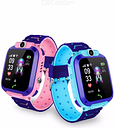 Q12 Kids Smartwatch Phones 4G Sports Long Standby Hands-Free Calls Waterproof With SOS Call LBS Tracker Alarm Clock
