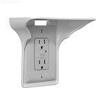 Creative Wall Socket Rack Practical Mobile Phone Charging Storage Holder For Home