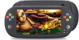 X16 Portable 7-inch Handheld Game Console 8GB Classic Video Game Player Support TV Output