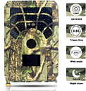 PR300A Outdoor Hunting Camera 0.8S Shooting Time 120 Degree PIR Sensor Wide Angle Infrared Night Vision Scouting Camera