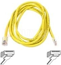 Belkin Cat6 Snagless UTP Patch Cable (Yellow) 1m