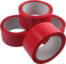 Polypropylene Tape 50x66 Red 62050664 - 6 Pack