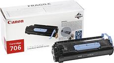 Canon 706 Black Laser Toner Cartridge