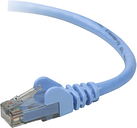 Belkin Cat6 Snagless UTP Patch Cable Blue 2m