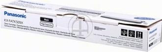 Panasonic Black Toner Cartridge KX-FATK509X