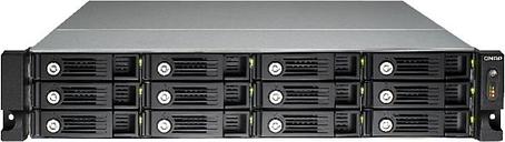 Qnap Ts-1253U 96TB (12 x 8TB Wd Red Pro) 12 Bay 2U Rack