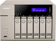 Qnap Tvs-663-8G 48TB (6 x 8TB Wd Gold) 6 Bay Desktop Nas with 8GB Ram