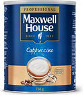 Maxwell House Cappuccino Powder 750g 4032036