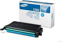 Samsung CLP-C660B Cyan High Yield Toner Cartridge ST885A