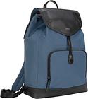 "Newport 15"" Drawstring Laptop Backpack Blue"