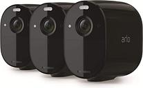 Arlo Essential Spotlight CCTV 3 Camera system | Wireless WiFi, 1080p V