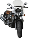 """National Cycle Clear 16-1/4"""" Spartan Windshield"""